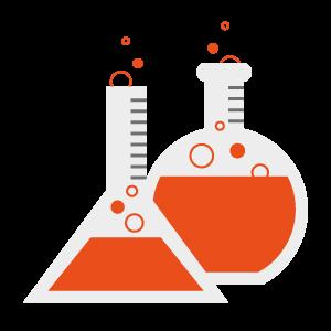 Icon für das Paket Branche Lifescience