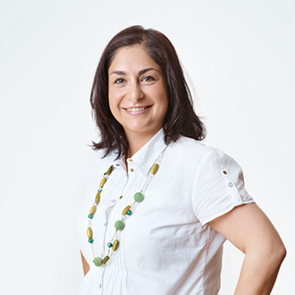 Portrait: Maryam Heydarpour, Anzeigenmanagement