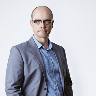 Portrait: Stefan Peters, Anzeigenmanagement
