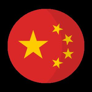 Icon für das Paket China